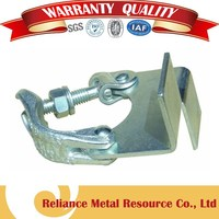 Drop Forged Board Retaining Coupler Scaffolding Coupler
