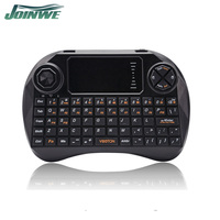 2016 Joinwe 2.4ghz Mini Fly Air Gyro Mouse Wireless Keyboard With High Sensitive Smart Touchpad for smart tv