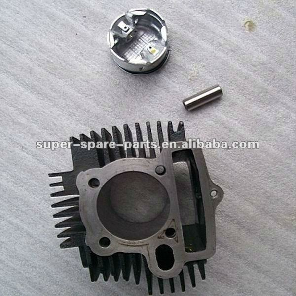 motorcycle engine parts Zongshen 140cc cylinder assembly