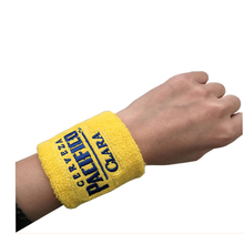 Terry Cotton Custom Sports Wristband