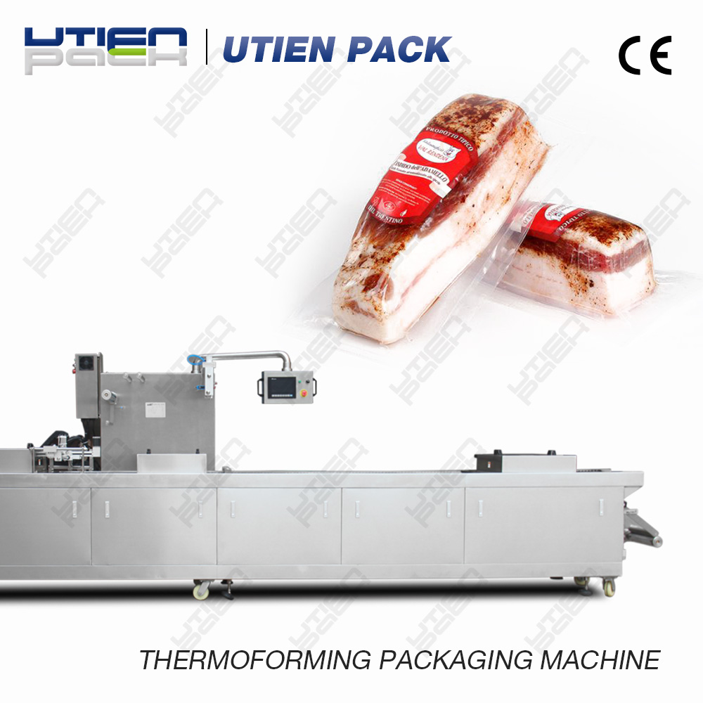 Automatic Meat Packaging Machinery With CE Certification