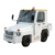 Tow tractor QCD30-KMII with cargoes on trailers gse tractor tow tug