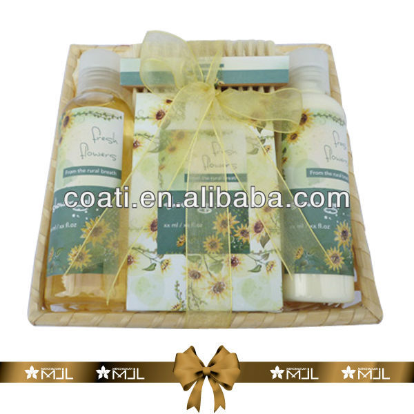 Relexing bath crystal in prited paper box for foot or body