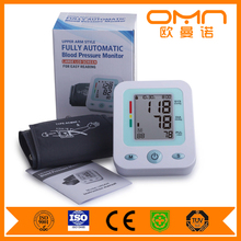 FDA Approved Portable m6 comfort upper arm Blood Pressure Monitor Machine to Measure High Blood Pressure