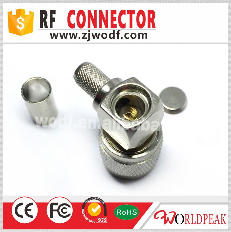 exhaust pipe medical tnc rf connector