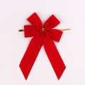Christmas wholesale bows and ribbons