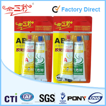epoxy ab glue modified cyanoacrylate adhesive.