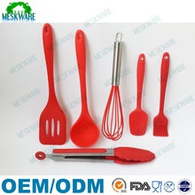 Differnt perfect combination names of cooking utensils, colorful kitchen utensils set, kitchen accessory set