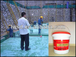 two component cement-based waterproof coat