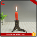 China Willken polyresin antler shape tea light candle holder
