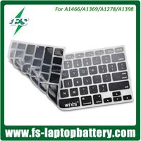"Silicone EU UK Russian keyboard Film Protector for MacBook Air Pro Retina 11"" 12"" 13"" 15"" 17"" Keyboard Cover"