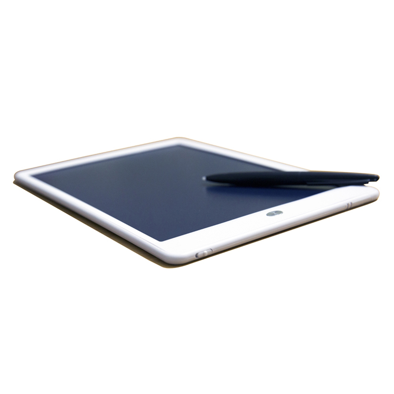 Portable digital graphic drawing tablet