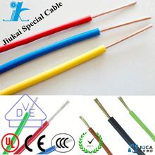 UL Approved Electrical Pvc Cables And Wires Colors
