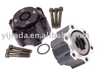 Free wheel hub for Nissan Y60 automatic