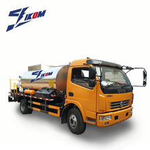 China factory price new chassis asphalt distriubutor truck