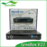 High Definition Satellite Receiver For North America Jynxbox Ultra Hd V20 V21 V22 V23 V30 With Jb200 And Wifi Antenna