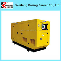 Best price automation control panel 120kva diesel generator for sale