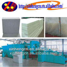 Non woven fabric making machine, Hard cotton/cotton machine without plastic.