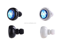 Hand free in-ear wireless bluetooth stereo headphones