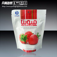 Chaoan Packaging Dry Fruit Stand Up Zipper Bag