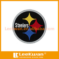 STEELERS Logo Embroidery Patch