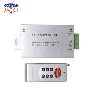 DC12V led controller system and led rgb controler rohs certified rgb led strip light
