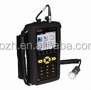 Portable Dual-channel Spectrum analyzer, vibration analysis
