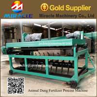 Producer of animal manure compost turning machines, manure, dung pile turning machine for make organic and compound fertilizer