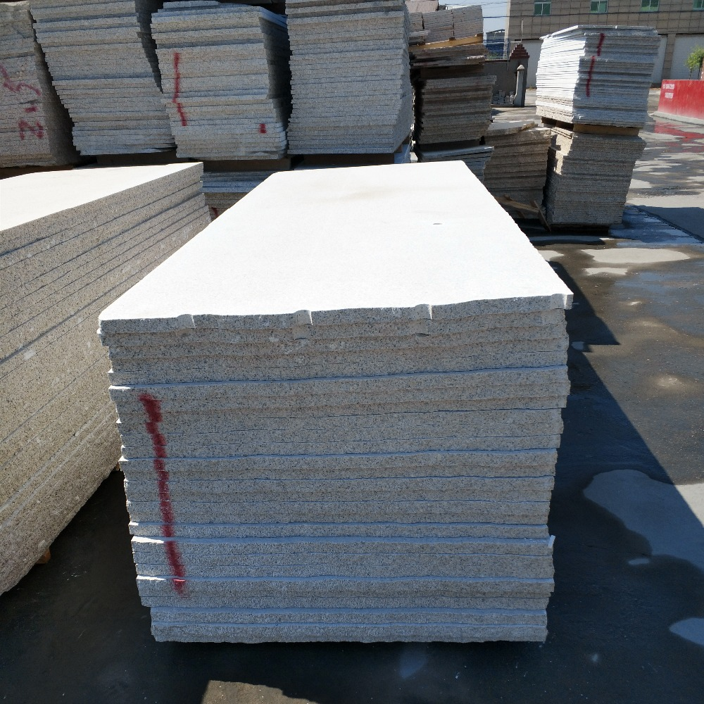 Silver grey granite paving stone & setts for sale
