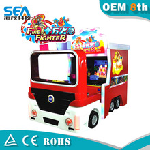HM-B15 Haimao Fire fighting simulator water shooting game/Touch Screen Water Shooting Game