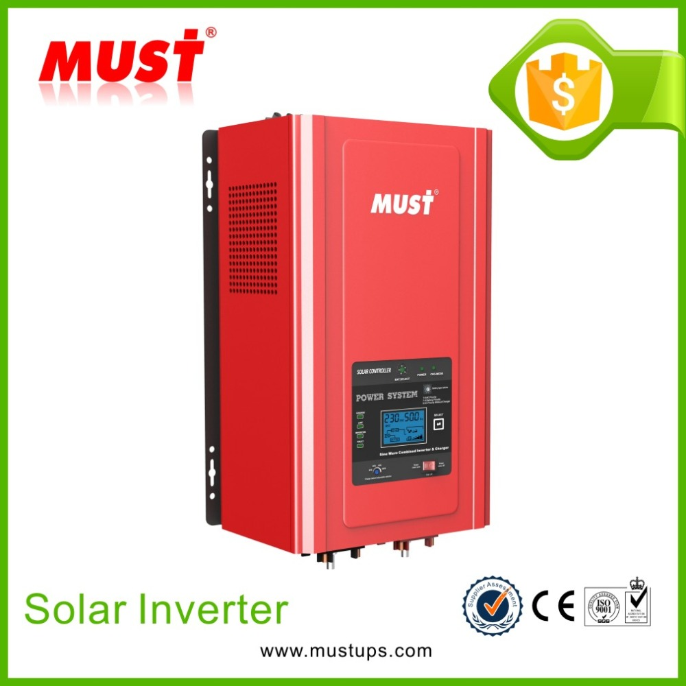 5000W 3HP Air Condition Pure Sine Wave Inverter