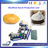 Extrusion Modified Potato Starch Equipment