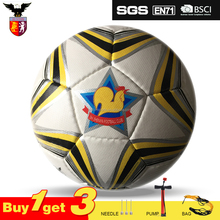 The international match ball promotion sport ball,pu hand stitched soccer ball, football