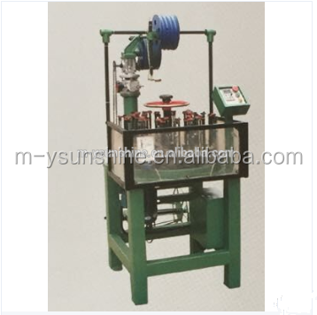 Stainless steel wire braiding machine, wire knitting machine