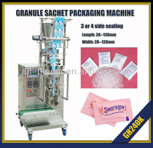 sugar/bean/salt/coffee/rice/pepper/spice/tea sachet packing machine