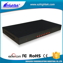 350 MHz P @ 60Hz VGA 8 port kvm switch box