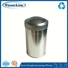 cosmetic packing face mask tin containers