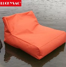 Custom Outdoor Furniture Waterproof Garden Inflatable bean bags Sofa for swimming pool