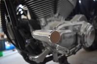 Best sold for harley cafe racer motorcycle bobber foot pegs made in China