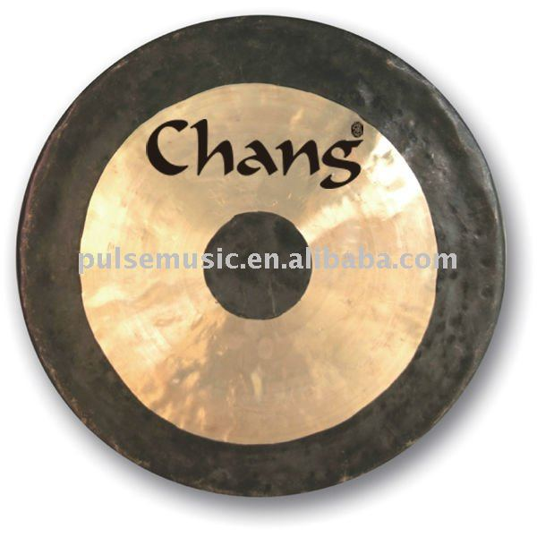 Percussion-chang traditional Chinese metal chao gong