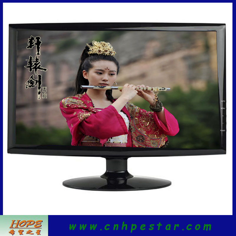 "HD LCD Monitor square lcd monitor 17 18.5 19 20"" Touch Screen Optional"