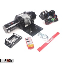 3000lbs off road electric ATV winch