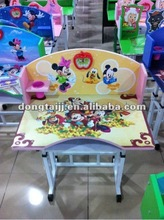 Cute Kids Small Adjustable Desk/Child Study Table