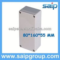 "2014 New ""electronic enclosure plastic box wall mount"""
