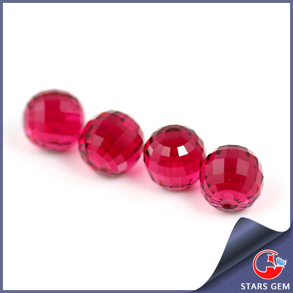 synthetic gemstone loose carved gemstones for jewelry wax carving
