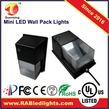 Xuyang UL LED WALL LAMP led wallpack 09w 15w 30w 60w 100w 120w