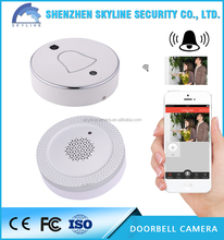 Ring Doorbell camera With Motion Detection Night Vision video doorbell