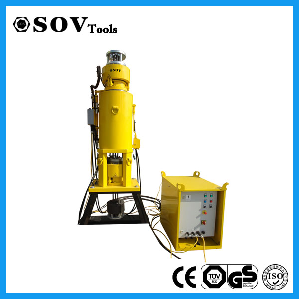 Low Price of Steel Strand Jacks Machine in China