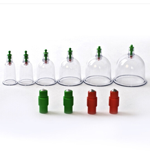 Hot Sale Chinese Traditional Vacuum hkg-24 hijama Cupping Set