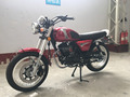 EURO4,retro classic motorcycle, GS125 engine, scrambler